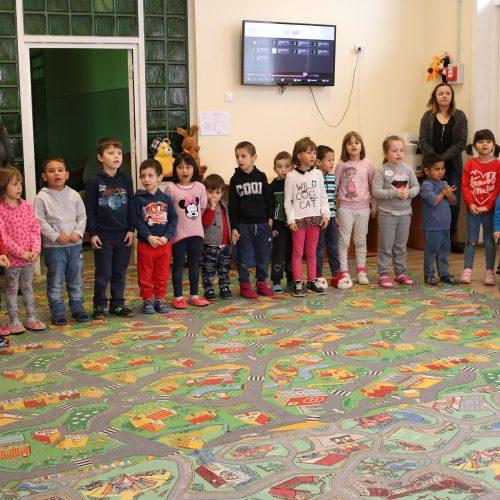 Weihnachtspäckchenaktion 2018 - Geschenkausgabe - Rumänien